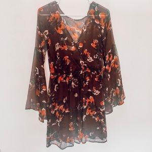 Abercrombie Floral Dress